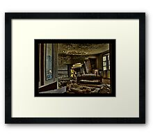 Badenoyn - Left Framed Print