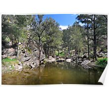 Lewis Ponds Creek Ophir Poster