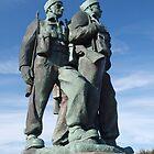Commando Memorial Spean Bridge by kalaryder