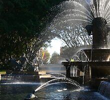 Archibald Fountain by PhotosByG