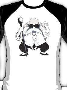 Muten Roshi  Dragonball Z T-Shirt