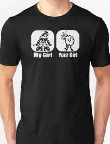 My Girl Your Girl Funny T-Shirt