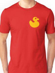 Yellow Rubber Duck Unisex T-Shirt