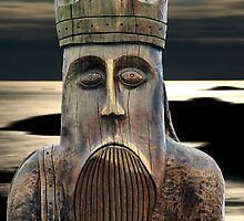 Lewis Chessman by simpsonvisuals