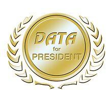 Data for President by ImagineThatNYC