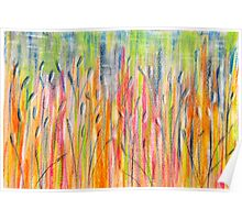 Whispering Reeds in Sunshine Poster