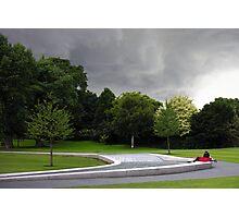 Diana Memorial Fountain Photographic Print