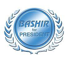 Bashir for President by ImagineThatNYC