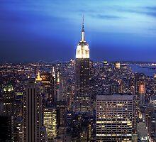 NYC by Adrian Richardson