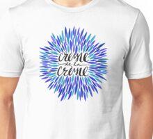 Crème de la Crème – Blues Unisex T-Shirt