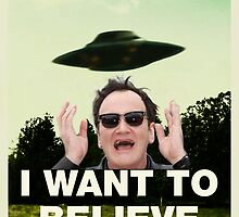 I Want To Believe in QT by HannibalLecture