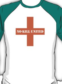 NO-KILL UNITED : PA-WO T-Shirt