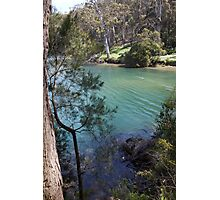 landscapes #207, turquoise waters Photographic Print