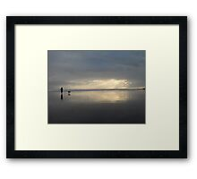 Bethells Beach  Framed Print