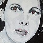 Judy Garland by horacecornflake