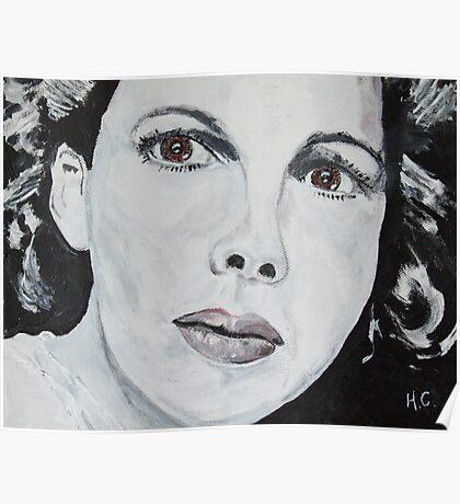 Judy Garland Poster