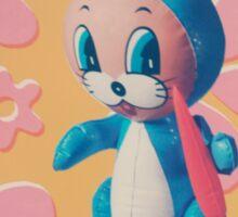 Rubber Rabbit  Sticker