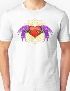 Love Life Vector 1 T-Shirt