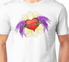Love Life Vector 2 Unisex T-Shirt