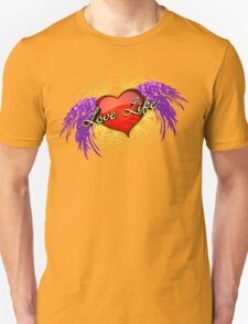 Love Life Vector 2 T-Shirt