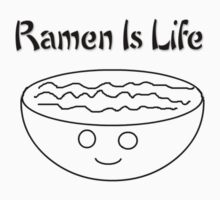 Ramen is Life One Piece - Short Sleeve