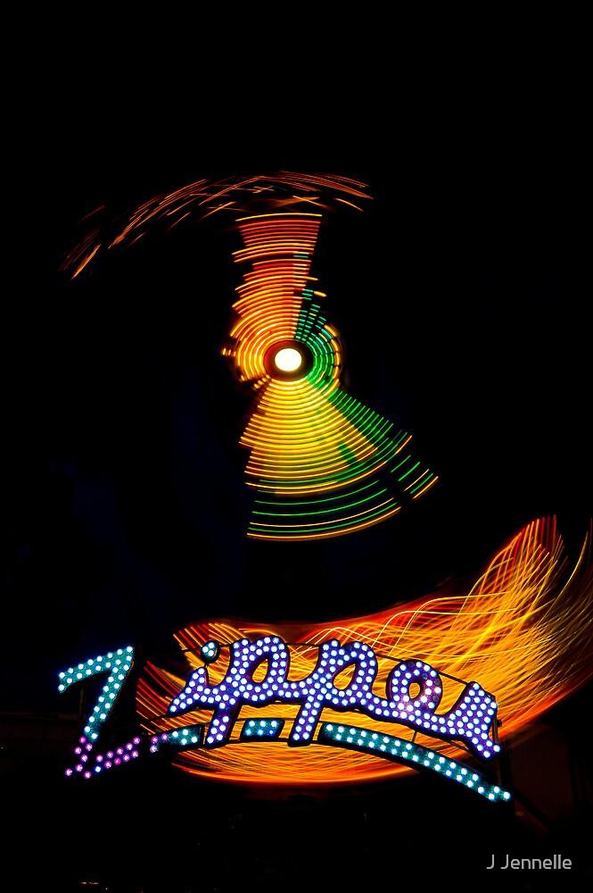 Zipper Dream by Joe Jennelle