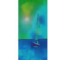 Sail on Photographic Print