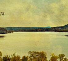 Lake George, Ft. Ticonderoga, NY Sticker