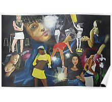 Girls On Film Poster