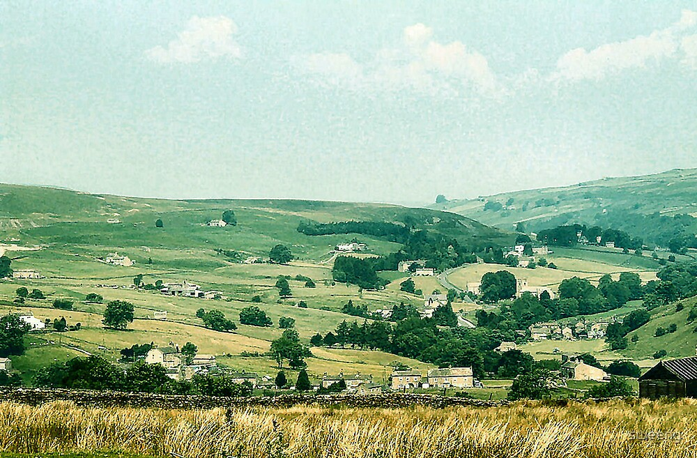 Scattered Cottages by sweeny