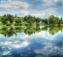 The Reflections Of Silver Lake by James Brotherton