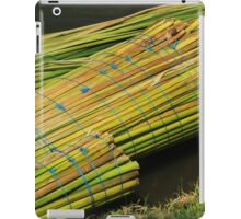 Reed Boats iPad Case/Skin