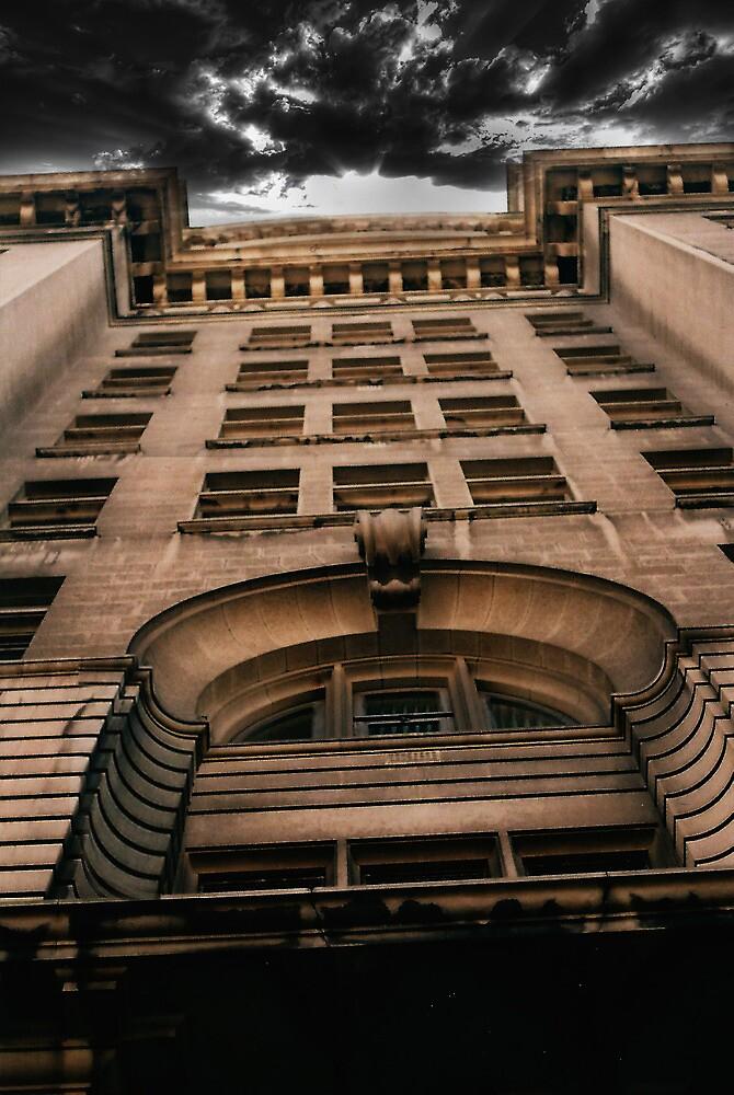 Liver Building by cavan michaelides