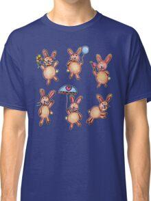 Bunnies by Grace (8) Classic T-Shirt