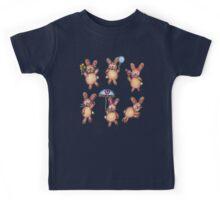 Bunnies by Grace (8) Kids Tee
