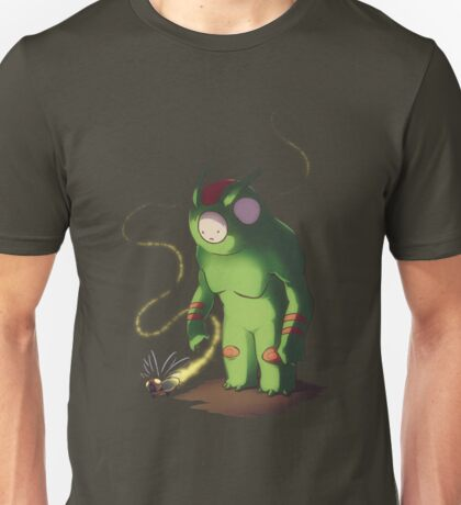 The Caterpillar and the Firefly Unisex T-Shirt