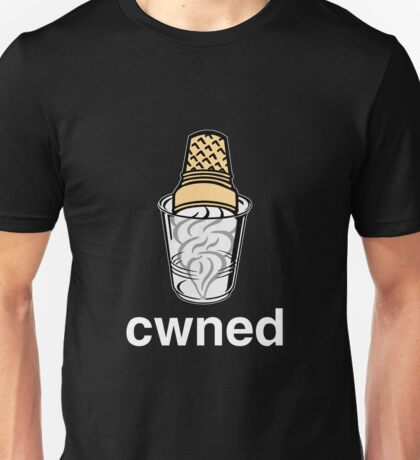 cwned dark Unisex T-Shirt