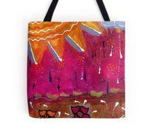 Sunshine and Rain Tote Bag
