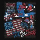 American Graffiti by Linda Hardt