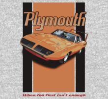 Plymouth Superbird Kids Clothes