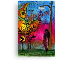 Evening Devotion Canvas Print