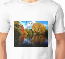 Autumn in Battersea Park Unisex T-Shirt