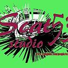 Scat 53 Studio logo by scat53