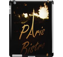Paris Bistro iPad Case/Skin
