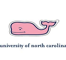 University of North Carolina by indianastickies