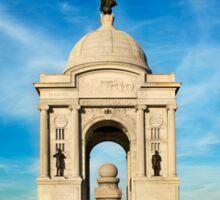 Gettysburg National Park - Pennsylvania Memorial Sticker