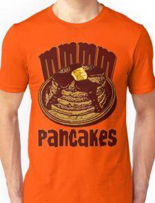 mmmmPancakes Unisex T-Shirt