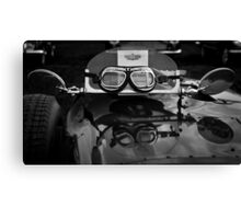 Goggles, Goodwood Revival, 2011 Canvas Print