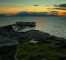 PortenCross, Ayrshire. by Paul Messenger