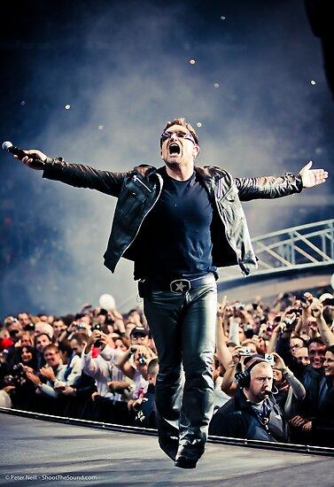 Bask - Bono in Paris by shootthesound